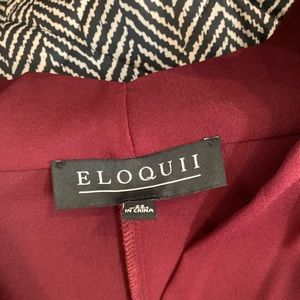 Eloquii Tops - Eloquii button down blouse NWT